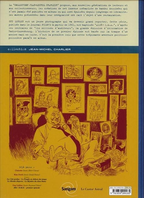 RADIO LUXEMBOURG et la B.D. Verso133