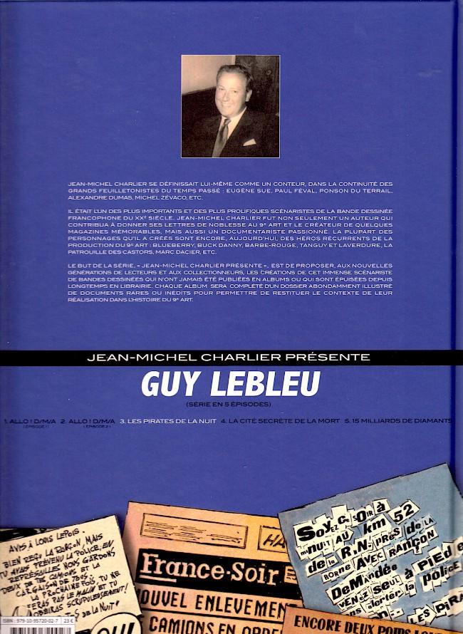 RADIO LUXEMBOURG et la B.D. Verso134