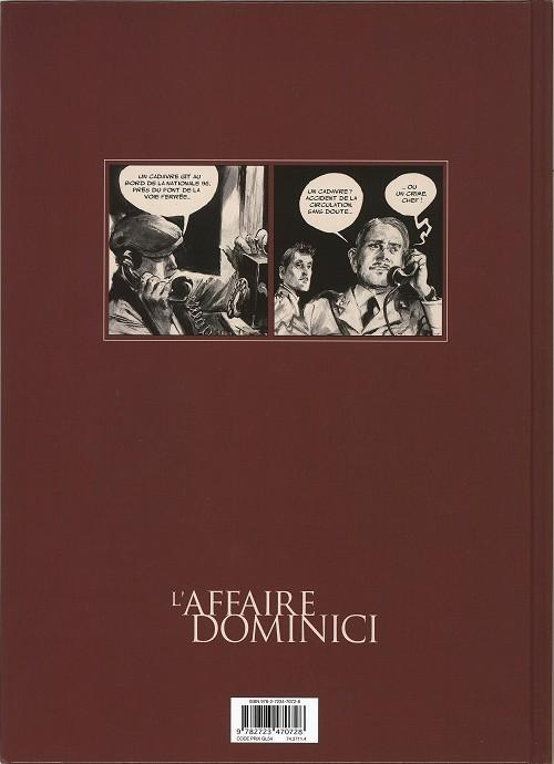 5 Août 1952 . LURS . DOMINICI Verso142