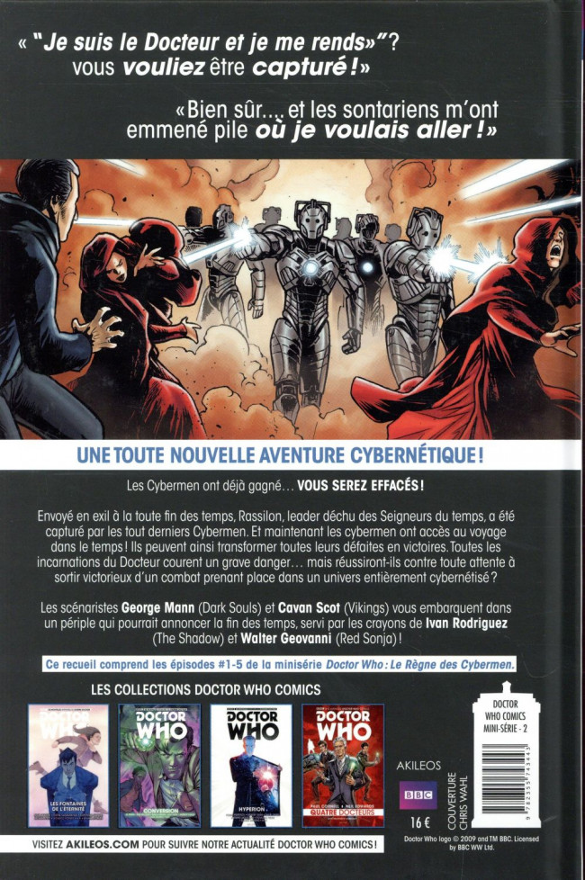 DOCTOR WHO Verso156