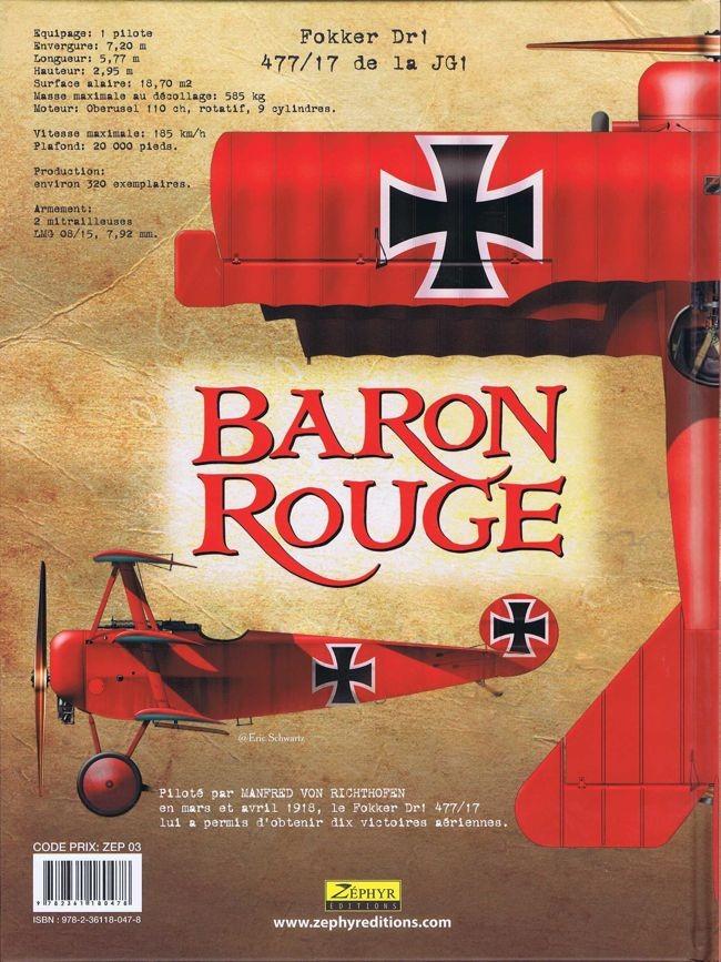 Le BARON ROUGE Verso162