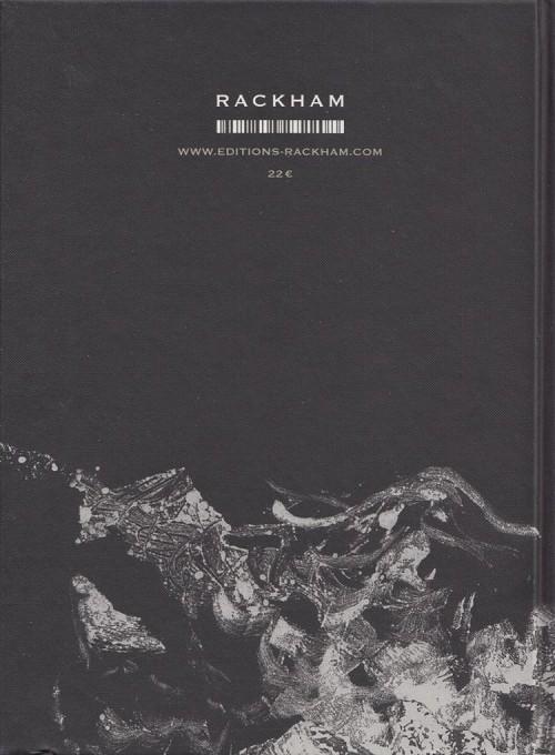 H.P. LOVECRAFT en BD Verso174