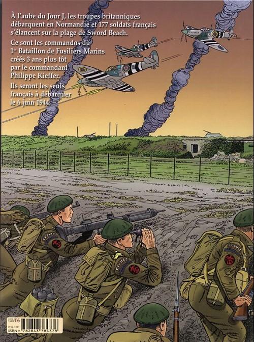 6 Juin 1944 : Débarquement en Normandie Verso196