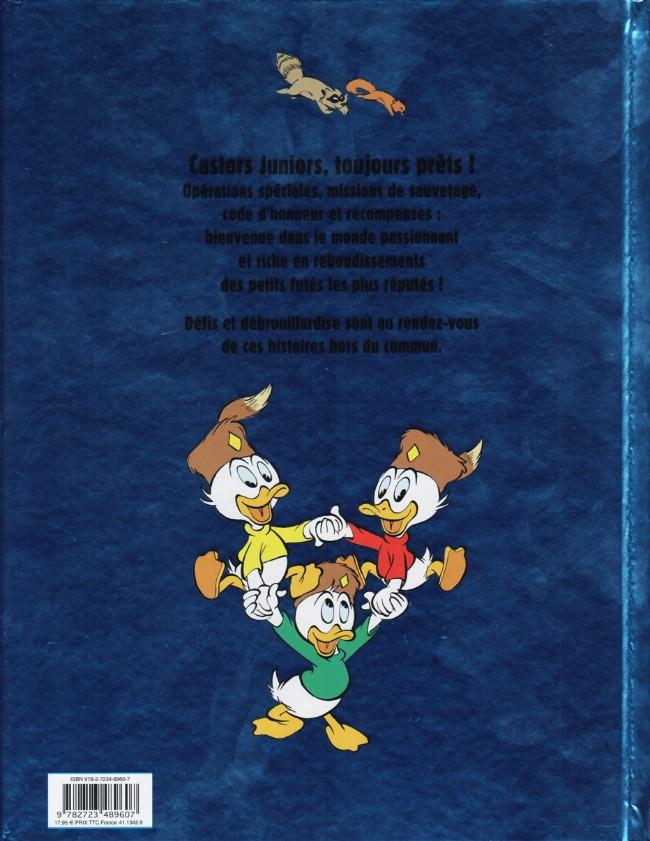 Carl BARKS & his Junior Woodchucks Verso257