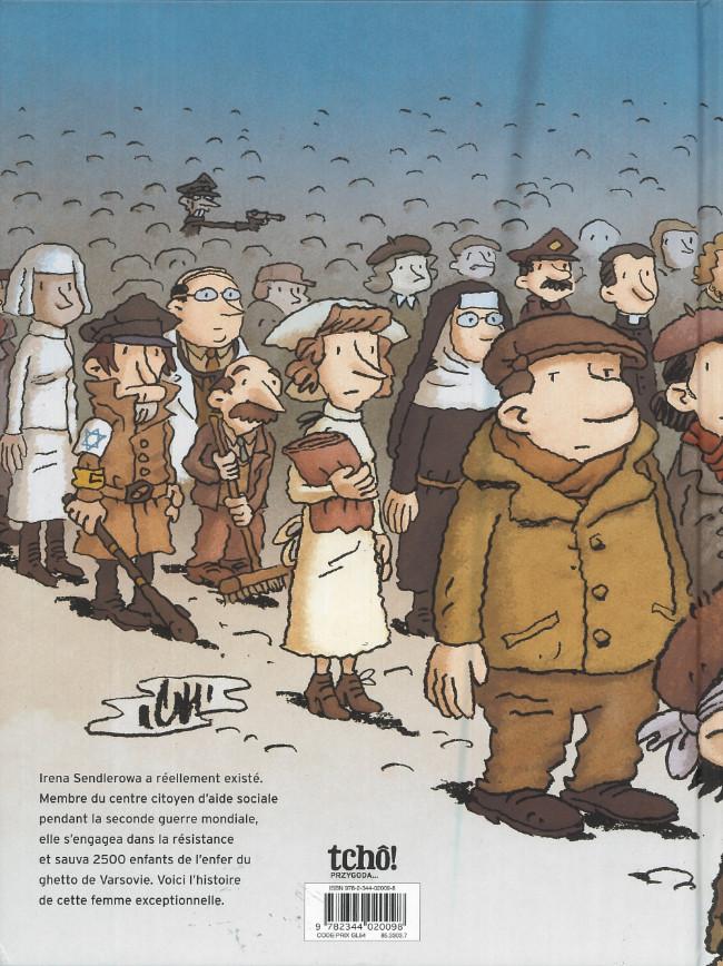 Bandes dessinées pour enfants Verso262