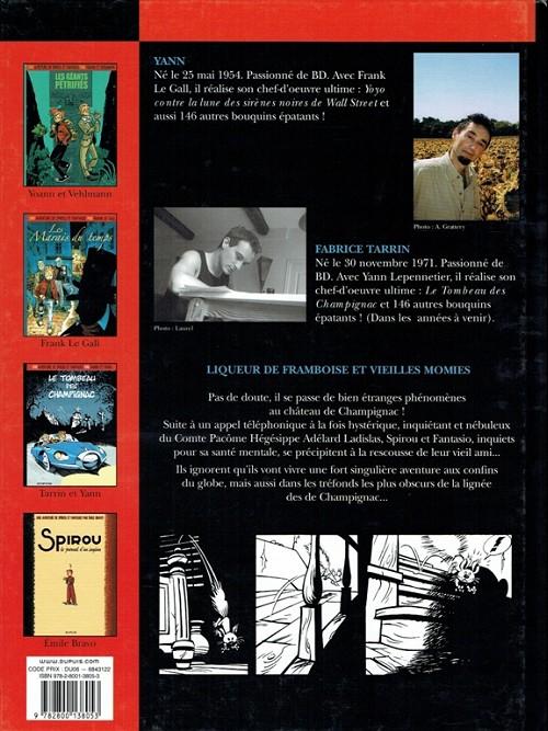 Spirou et ses dessinateurs - Page 11 Verso376