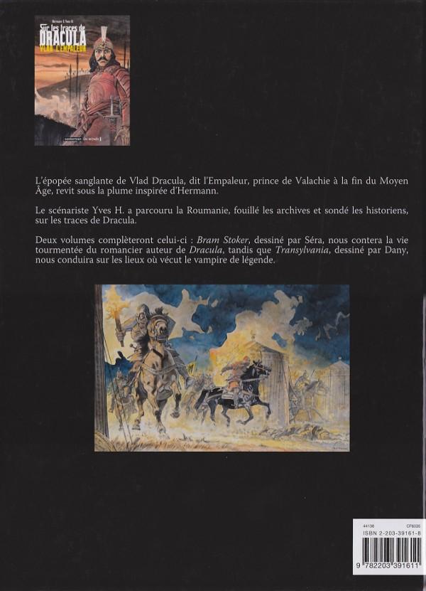 VLAD III Tépés (l'empaleur) Verso389