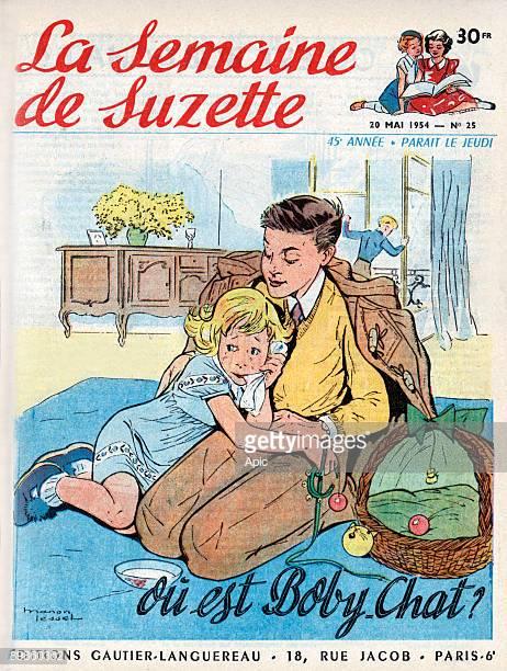 Manon Iessel - Première Française dessinatrice de bande dessinée? Verso466