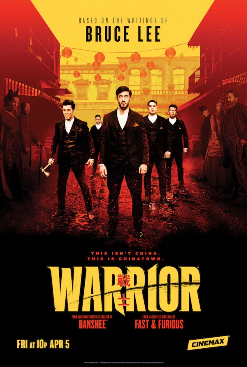 Chinaman = Warrior ? Verso469