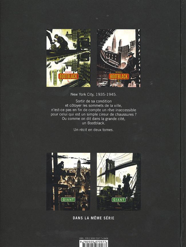 GIANT et autres BD de Mikaël Verso470