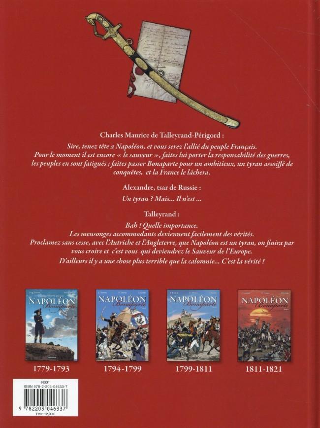 Napoléon (collection Jacques Martin présente) - Page 3 Verso487