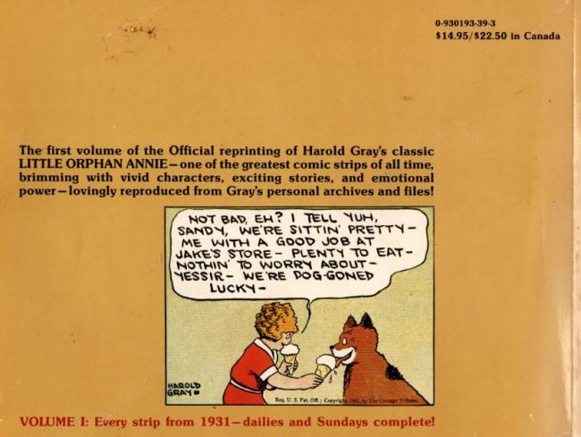 9ème Art, musée de la bande dessinée par Morris et Vankeer - Page 10 Verso569