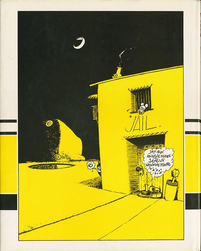 9ème Art, musée de la bande dessinée par Morris et Vankeer - Page 17 Verso597