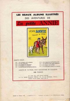 Darrell McClure, Nicholas Afonsky et la saga de la Petite Annie Verso_10