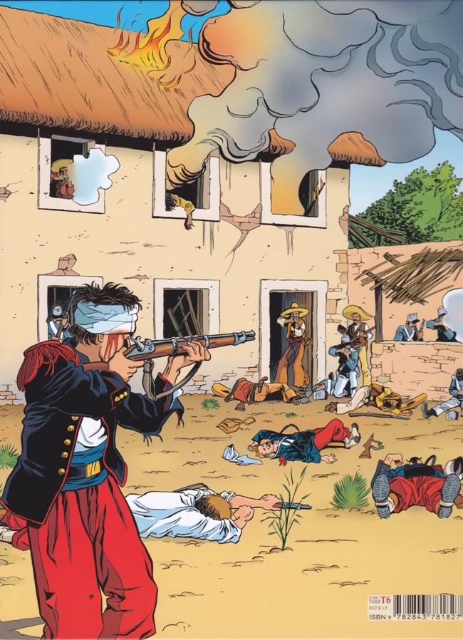 30 Avril 1863 CAMERONE (Camaron de Tejeda ) Mexique  Verso_80