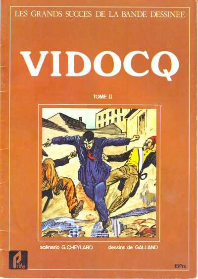 Le genre policier - Page 7 Vidocq10