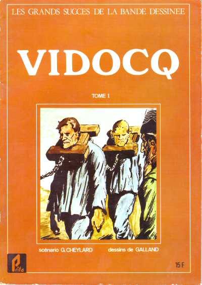 Le genre policier - Page 7 Vidocq11