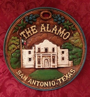 6 Mars 1836 ALAMO (Remember!) Vintag17