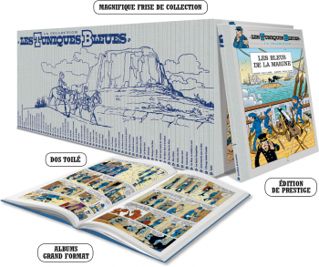 Les Tuniques Bleues - Page 4 Visuel11