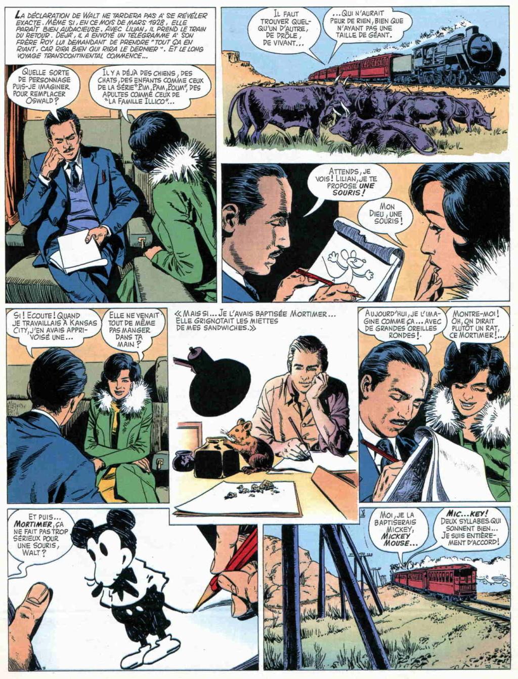 Mickey par Iwerks, Gottfredson et les autres - Page 10 Waltdi10