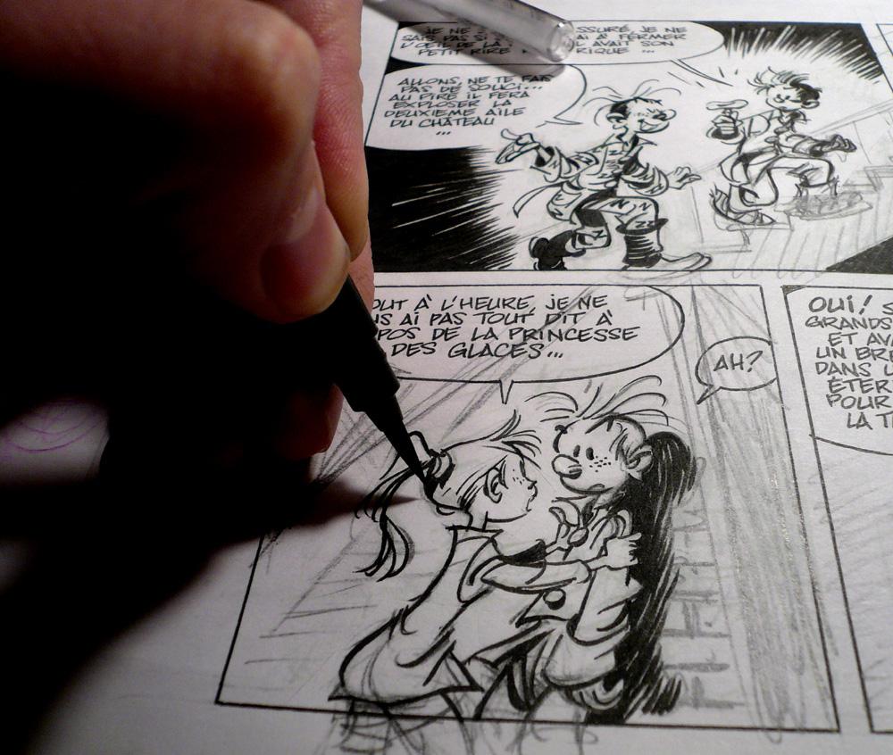 Spirou et ses dessinateurs - Page 11 Zoom10