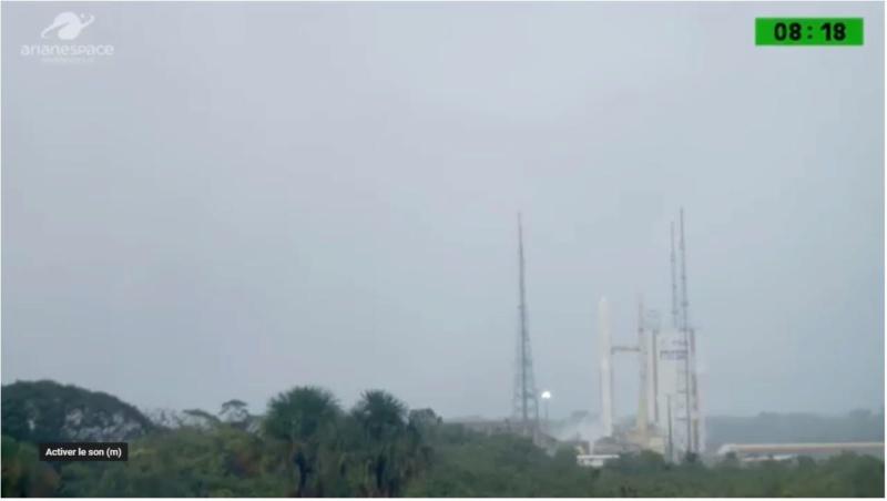 Ariane 5 VA247 (HS-4/SGS-1 + GSAT-31) - 5.2.2019 Ar310