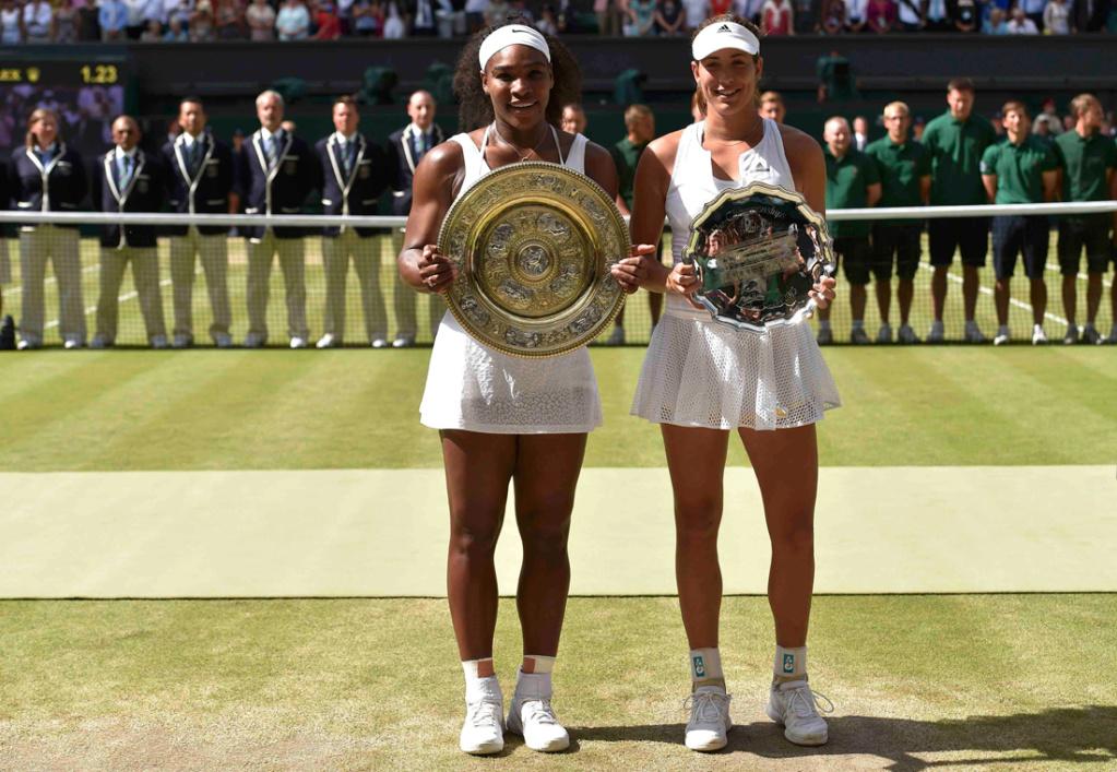 ¿Cuánto mide Serena Williams? - Altura - Real height 11071510