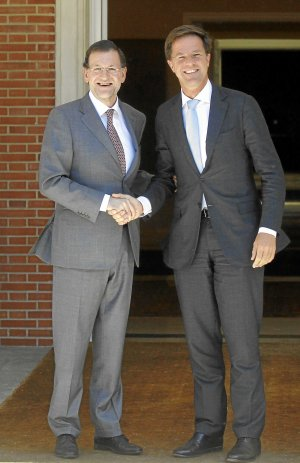 ¿Cuánto mide Mark Rutte? - Altura - Real height 11899511