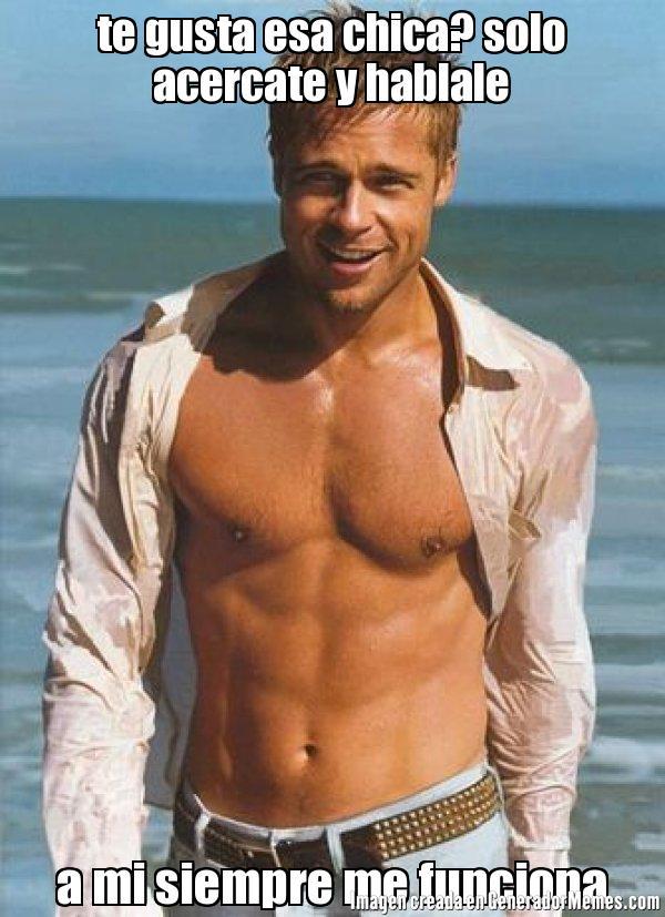 ENCUESTA - ¿ Elegirías ser Brad Pitt o Vince Vaughn ? 1200x610
