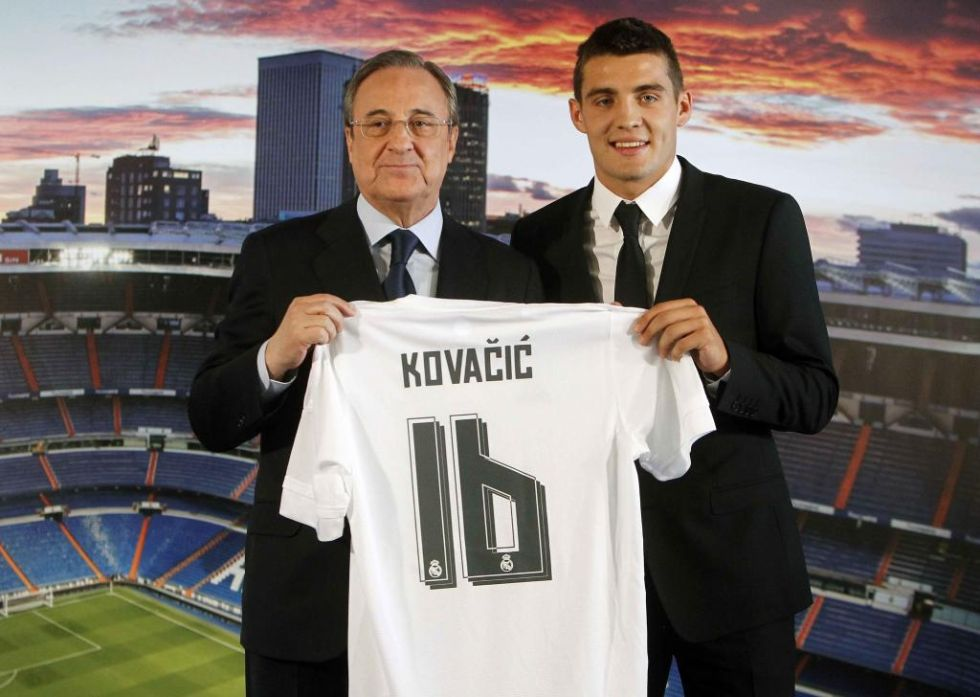 ¿Cuánto mide Mateo Kovacic? - Altura - Real height 14399810