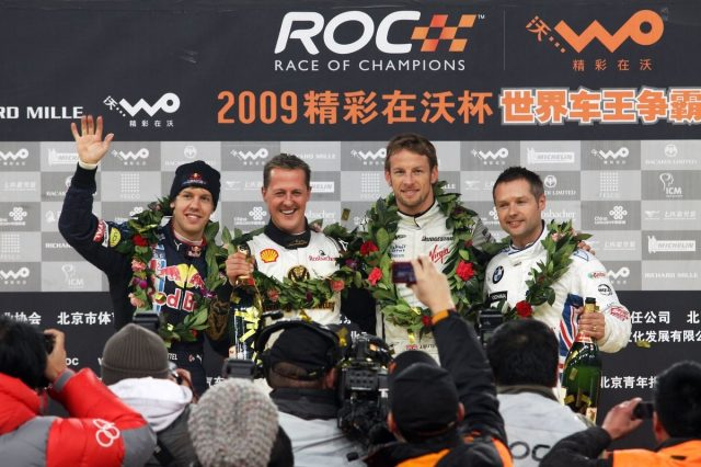 ¿Cuánto mide Nico Rosberg? - Altura - Real height 14467310