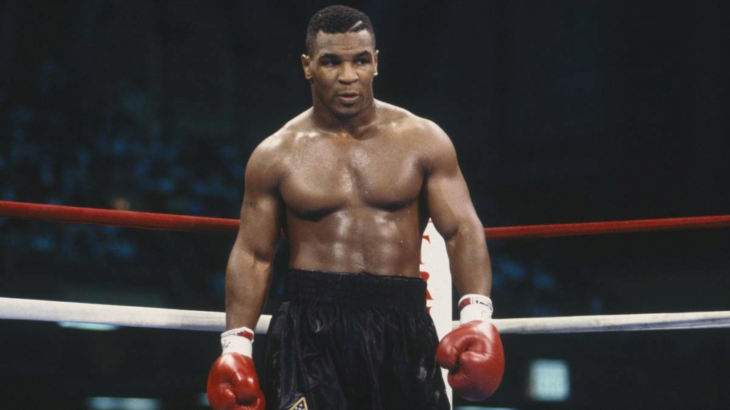 ¿Cuánto mide Mike Tyson? - Altura - Real height 15184610