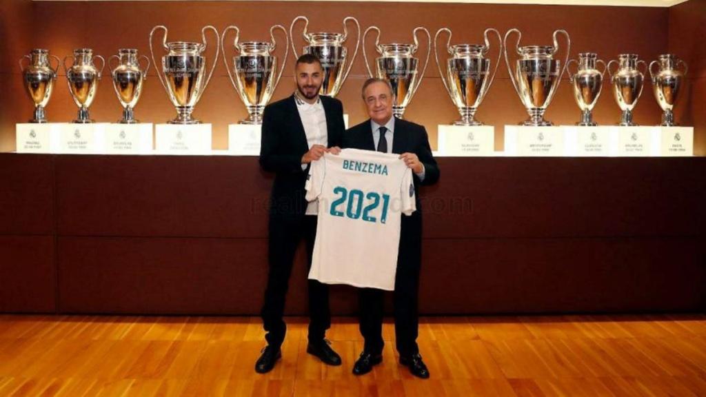 ¿Cuánto mide Karim Benzema? - Altura - Real height 15499010