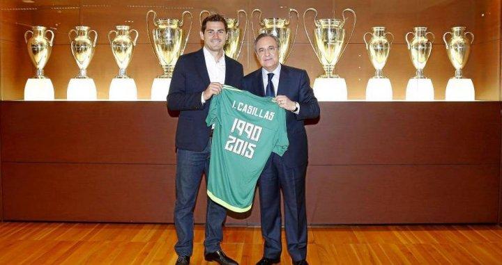 ¿Cuánto mide Iker Casillas? - Estatura real: 1,82 - Real height - Página 4 15950010