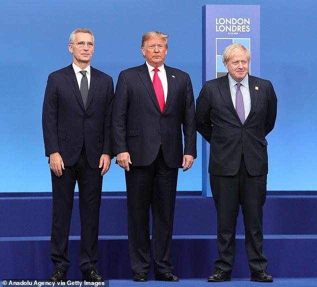 ¿Cuánto mide Boris Johnson?  26886510