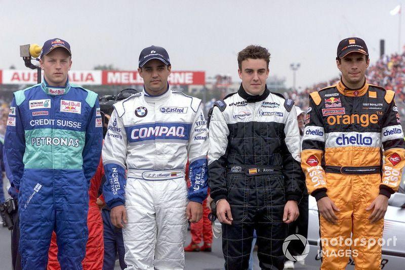 ¿Cuánto mide Fernando Alonso? - Altura - Real height 4fead110