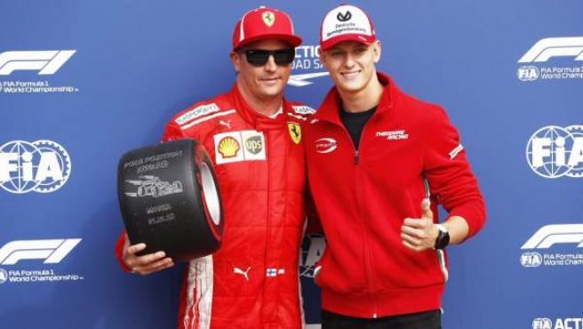 ¿Cuánto mide Michael Schumacher? - Altura - Real height - Página 2 78192010