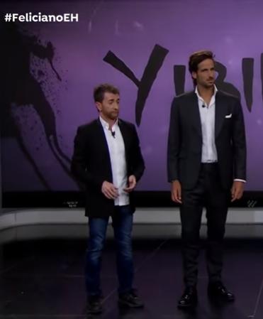 ¿Cuánto mide Feliciano López? - Altura - Real height Captur27