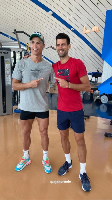 ¿Cuánto mide Novak Djokovic? - Altura - Real height Cristi11