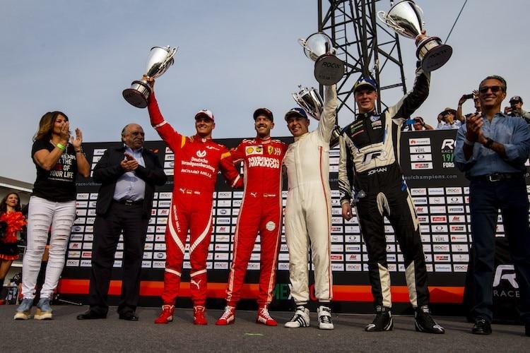 ¿Cuánto mide Michael Schumacher? - Altura - Real height - Página 2 D4903d10