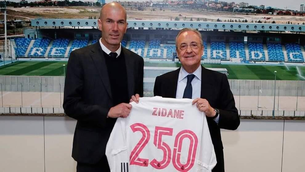 ¿Cuánto mide Zinedine Zidane? - Altura - Real height Fb_img13