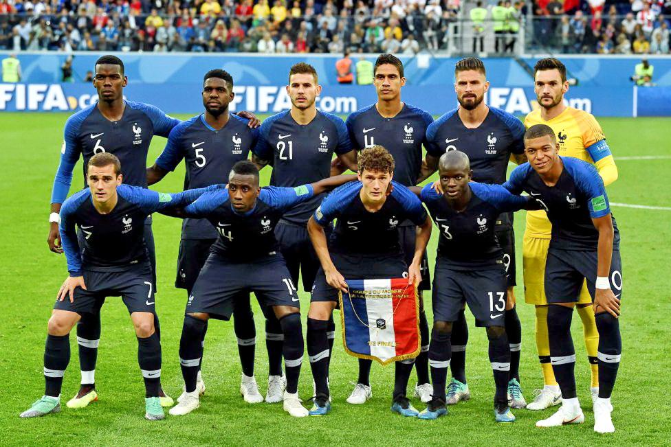 ¿Cuánto mide Olivier Giroud? - Real height Franci10