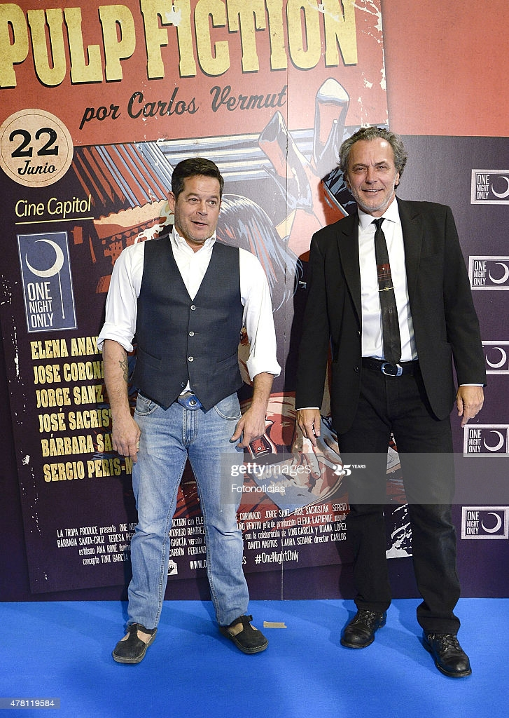¿Cuánto mide Jorge Sanz? - Página 2 Gettyi25