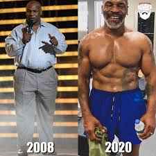 ¿Cuánto mide Mike Tyson? - Altura - Real height Images20