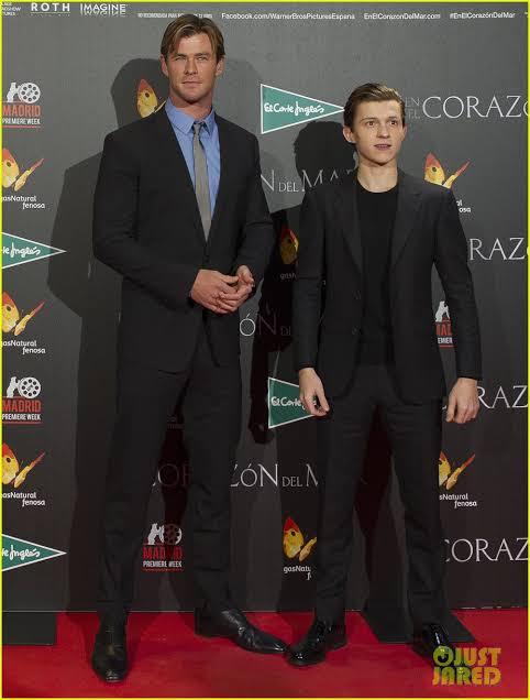 ¿Cuánto mide Tom Holland? - Altura - Real height - Página 4 Images21