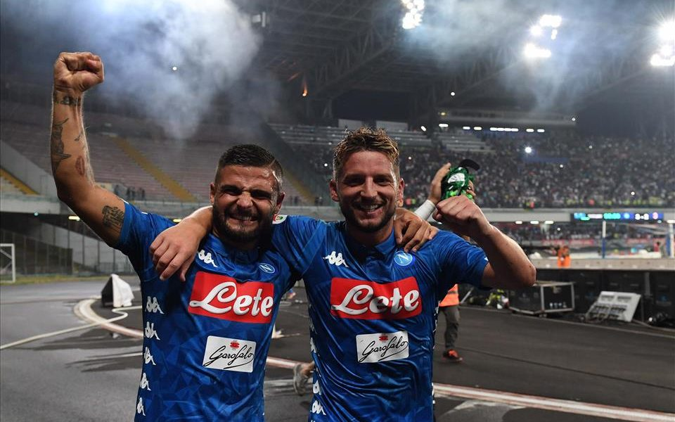 ¿Cuánto mide Dries Mertens? - Altura - Real height Insign10