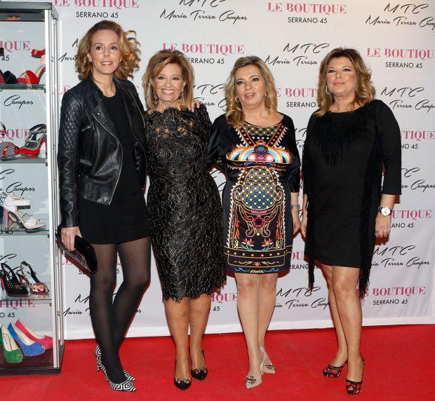 ¿Cuánto mide María Teresa Campos? - Altura Interi10