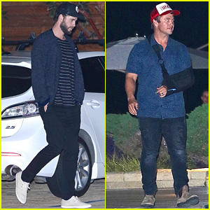 ¿Cuánto mide Luke Hemsworth? - Altura - Real height Liam-h10