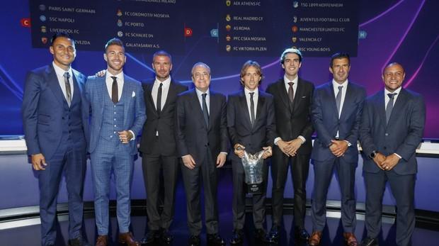 ¿Cuánto mide Luka Modric? - Altura - Real height - Página 4 Madrid10