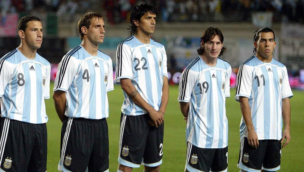 ¿Cuánto mide Carlos Tévez? - Altura - Real height Mundod10